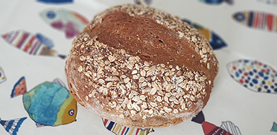 Spelt and Rye loaf by The German Bakery Liverpool