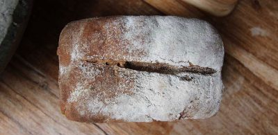 Pure rye wheat free loaf by The German Bakery Liverpool