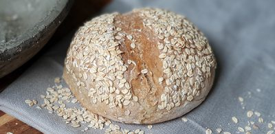 Oat loaf by The German Bakery Liverpool
